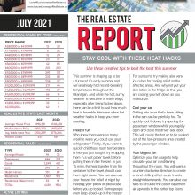 Royal LePage Kelowna Real Estate Report for July 2021