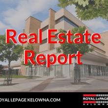 Central Okanagan Real Estate Market Report | Q1 Jan 1st to April 30th 2021